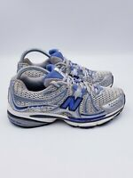 New Balance Women's 769 Absorb Running Shoes WR769SB Silver/Blue/White Size 8 US