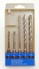 PH2 SDS Plus Hammer Bohrer Set 5 tlg SDS Bohrersatz 5 tlg. 41034 K6