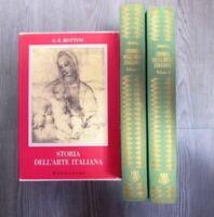 Opera completa in due volumi. STORIA DELL'ARTE ILLUSTRATA