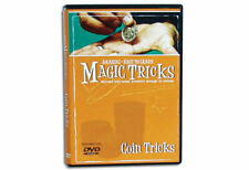 Magic Makers Amazing Easy to Learn Coin Magic Tricks Dvd Quarter Dime Penny