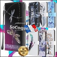 Etui Coque Housse FASHION Cuir PU Leather Stand Wallet Case Cover Xiaomi Poco M3