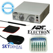 Bonart ART-E1 Electrosurgery Dental Cutting Unit with 7 Electrodes NIB Tips 110V