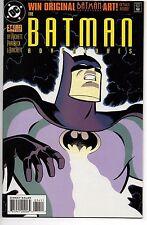 Batman Adventures # 34 Nm 1995 Catwoman Puckett Parobeck Animated Tv Show
