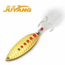 Juyang Fishing Lure Scale Leech for All Freshwater & Saltwater 2.5g to 60g Baits