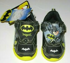 Batman iTurn Sneakers Toddler size 7 New w/tag