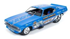 Auto World 1:18 King Fish 1970's Plymouth Cuda Funny Car AW1173