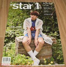 @STAR1 AT STAR 1 STARIL SUPER JUNIOR LEETEUK KOREA MAGAZINE VOL.39 2015 JUNE NEW