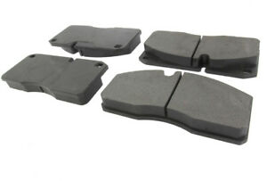 Disc Brake Pad Set fits 2006-2008 Workhorse Custo W42  CENTRIC PARTS