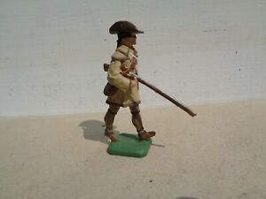 Imrie Risley, AWI Virginia Regiment, soldier mountain scout, 1776 lead 54mm, jj