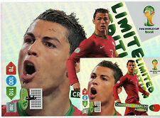 Adernalyn XL CRISTIANO RONALDO XXL Limited Edition Fifa Wold Cup Brasil 2014