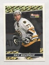 Ray Bourque 1993-94 93 O-Pee-Chee Premier OPC Black Gold Insert Hockey Card