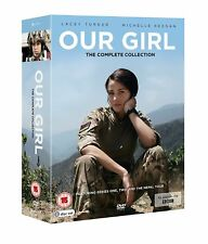 Our Girl The complete Season Series 1, 2 & 3 (The Nepal Tour) DVD Box Set R4