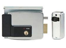 Serratura elettrica elettroserratura cancelli CISA art.11721 destra entr mm.60