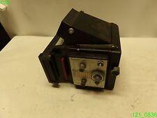 Tektronix C-59A Oscilliscope Camera +122-0926-02 Pack Film Back Unit