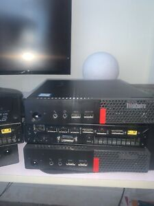 LENOVA THINKCENTRE M910Q 16GB RAM I7-6700T 🔋FAST DELIVERY🔋