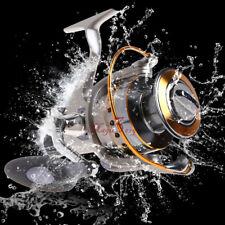 Yoshikawa Fishing Spinning Reel Saltwater 6000 11BB Baitfeeder Waterproof Large