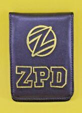 Zootopia Movie Rabbit Judy Hopps Police Badge & Notebook Cosplay Props 💚❤️