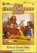 Kristy s Great Idea  Baby-Sitters Club  1