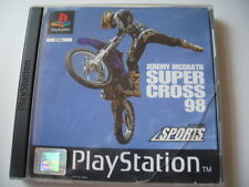 Jeremy McGrath Supercross'98 (PS 1 e 2 giocabili)