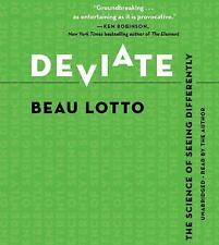 Deviate: The Science of Seeing Differently (CD)