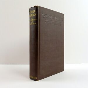 WHEEL-TRACKS Somerville And Ross - 1923 HC 1st edition