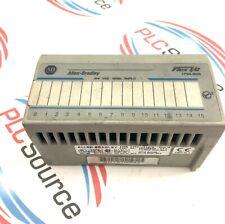 ALLEN-BRADLEY 1794-IB16/A FLEX I/O DC INPUT MODULE