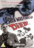 Nuovo The Man Who Finemente Died DVD
