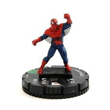 014 Spider-Man -NM- W/ Card- Uncommon - HeroClix: What If? 15th Anniversary