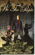 We the People by James Burns Graphic Novel VF
