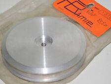 vintage AMIE RC PART pelot 13101 aluminium 85mm ALU modelisme POULIE disc DISQUE