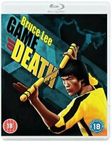 Game Of Death (Dual Format Bluray and DVD)