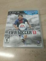 FIFA Soccer 13 PlayStation 3 PS3 EA Sports