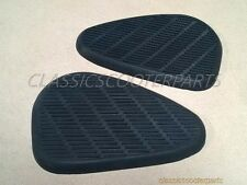 Honda 64-69 S90 CS90 CD175 67-69 gas fuel tank knee grips pads rubbers H2334