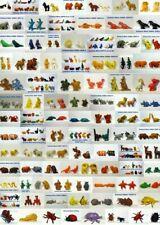 Schleich Minis 10001-10110 Varia Specials Mini Tiere INSEKTEN Vintage figures