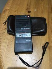 Philips Pocket Memo 292 Mini c/w Case