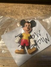 New listing Antique Toy Mickey Mouse Bendable Hong Kong