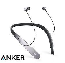 New Anker SoundBuds Life Lightweight Neckband Wireless Gym Bluetooth Headphones