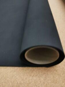 Neoprene Foam / Sponge Sheet Sheeting - Squares & Strips in all sizes - 1mm thk