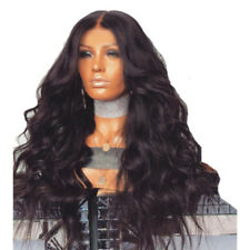 Brazilian Remy Human Hair Body Wave Lace Front Human Hair Wigs With Baby Hair FR