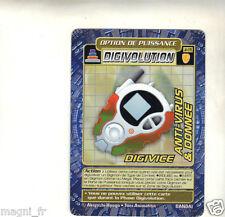 Digimon n° JD-176 - Digivice - ANTI-VIRUS & DONNEE (A2989)