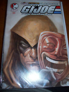 G.I. Joe A Real American Hero (2001 Image/DDP) # 31 Cover C Collectors Club Con