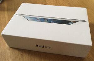Genuine Apple iPad mini 2 16GB Empty Box