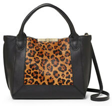 NWT Botkier Perry Small Tote, Leopard, MSRP: $288, Adjustable/Removable Strap