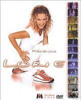 DVD LORIE - PRES DE CHEZ VOUS - 2001 / 2002