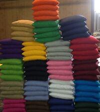 Cornhole Bags- 24 BAGS -3 Sets -  Bean Bag Toss. ACA. *FREE SHIPPING*