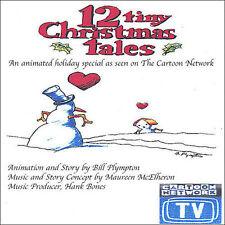 NEW 12 Tiny Christmas Tales (Audio CD)