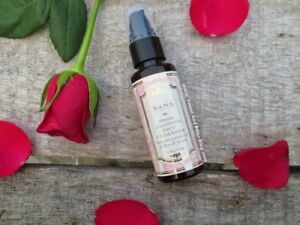 Kama Ayurveda Rose & Jasmine Face Cleanser with pure essential oil 50ml Pack