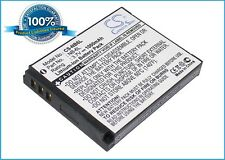 3.7 V Batteria per Canon IXUS 300HS, IXY 10S, PowerShot SD1300 IS, PowerShot S95,