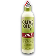 Organic Root Stimulator (ORS) - Olive Oil Moisturizing Hair Lotion - 251 ml