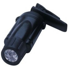 Streamlight 61101 Clipmate Clip Flashlight - Black With White Led